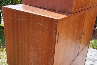 Mid Century Retro Floating wall cabinets, Furniture, Furniture, Furnit...