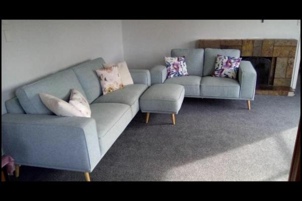 Fridge, Couch