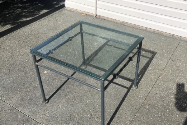 Side table 60x60x50cm