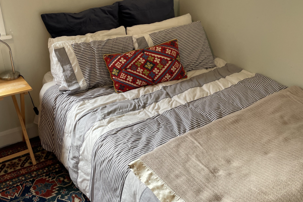 Double Bed - Mattress and Base