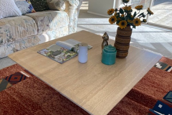 Marble coffee table, Marble Side table