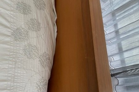 Rimu Queen bed Frame