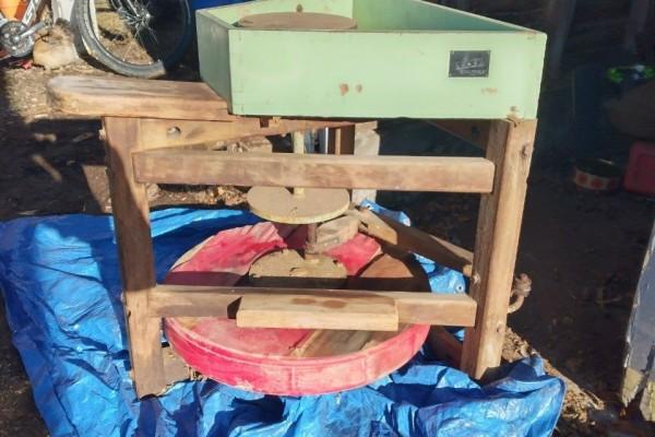 Bernard Leach Wheel