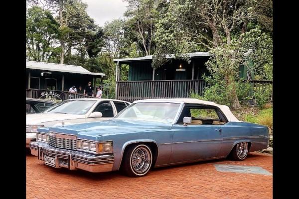 Cadillac DeVille LeCabriolet