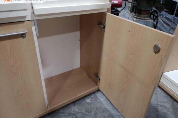 Large Office Bookshelf Cabinet Unit
