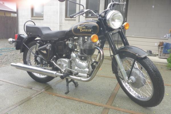 Motorcycle Royal enfield Bullet 500