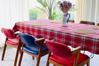 Dining chairs×6