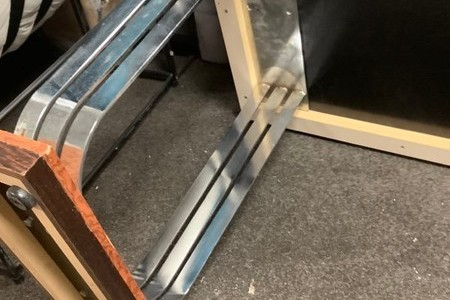 Deco writing desk excellent condition
