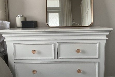Gorgeous Redcurrent drawers