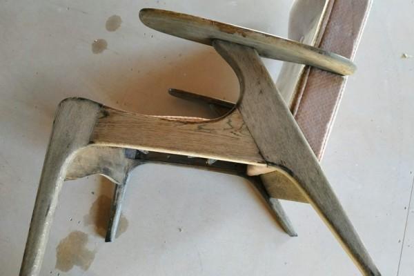 Fred Lowen design Fler SC55 arm chair