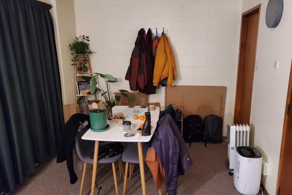 1 bedroom flat move
