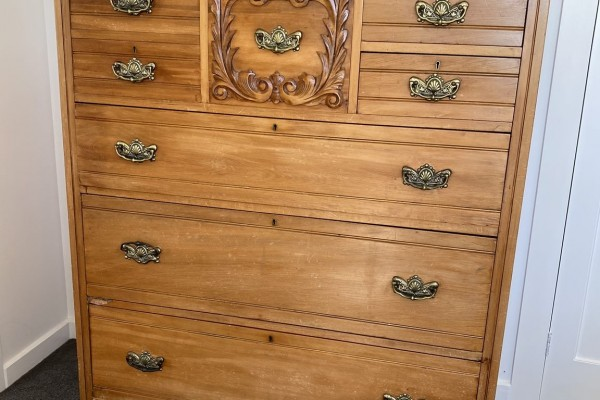 Antique Scotch Chest