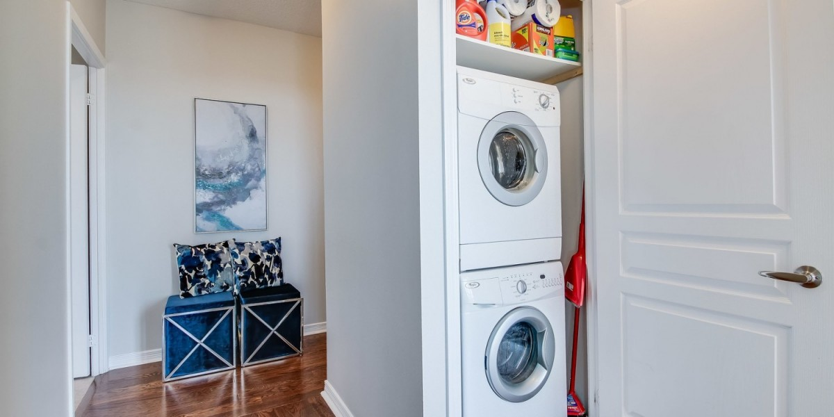 Moving a washing machine and dryer