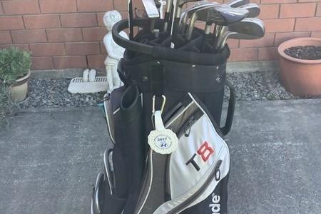 Golf Clubs - Ladies - Full set.