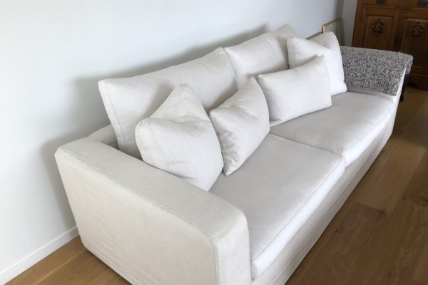 Co Co Republic 4 seater couch 10 years old
