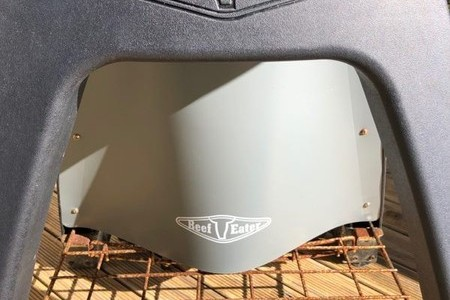Beefeater Bugg BBQ with stand on wheels