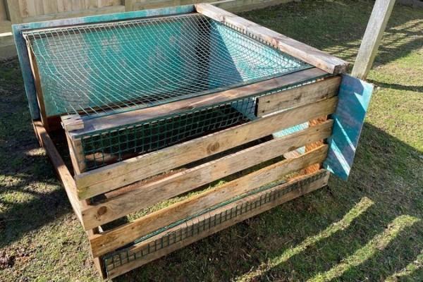 Rabbit hutch/ chicken coop/ guinea