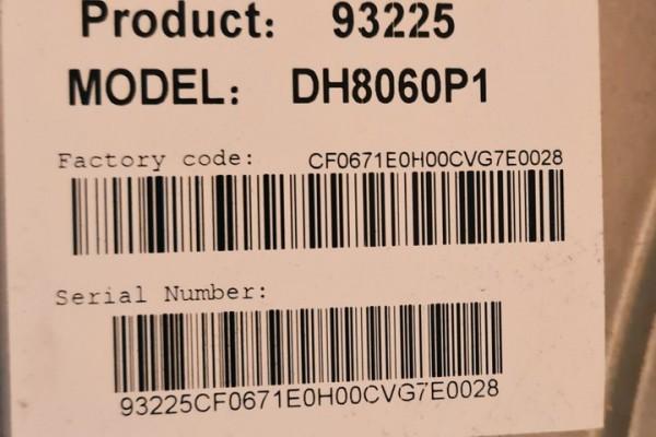F&P 8KG Heatpump dryer