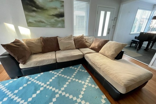 5 - 6 seater couch