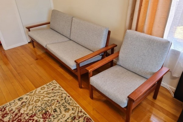 Couch, Armchair