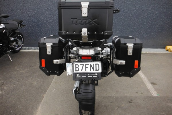 Motorcycle BMW R 1200 GS