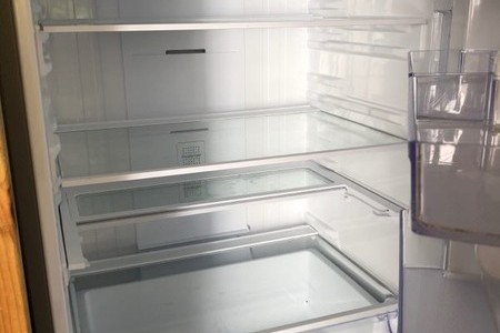 Samsung SRL458ELS 450L stainless steel fridge freezer