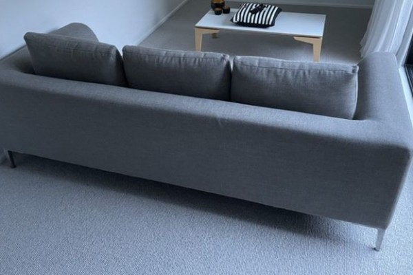 Sofa from: 312 Queens Drive Lyall Bay, Dining table from: 70a Maida Va...