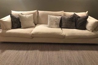 2 sofas, Sofa