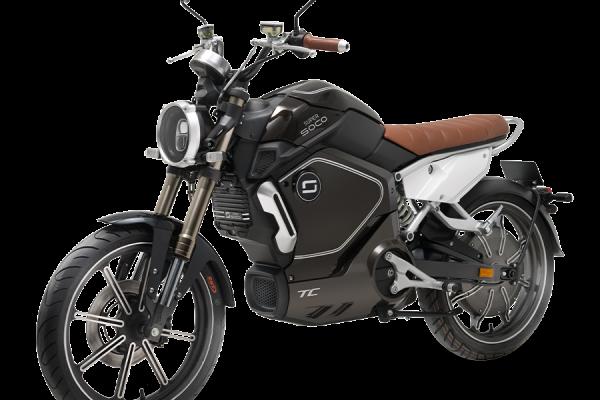 Motorcycle Super Soco TC