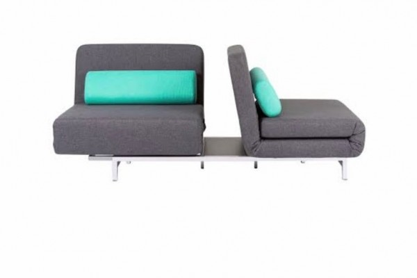 Nood swivel sofa bed