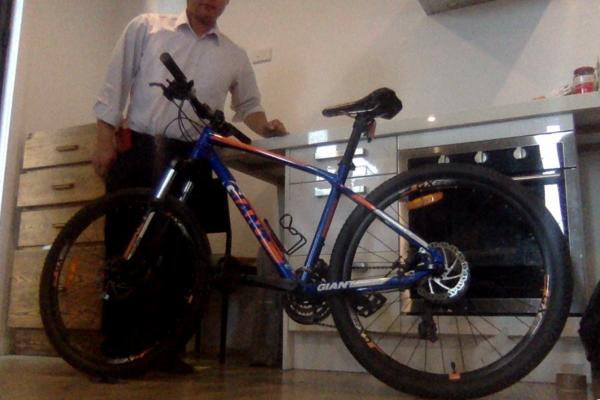 Mountain BikeATX Giant