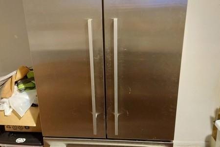 Fisher and Paykel Two Door Fridge Freezer 519L