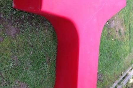 Derlot designer bench seat