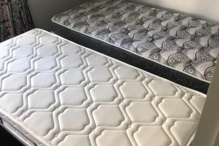 King Single Trundler Bed Set, Trundler mattress