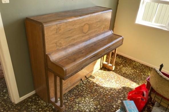Kessels pianoUpright