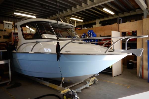Motor boat Extreme 645 Game King