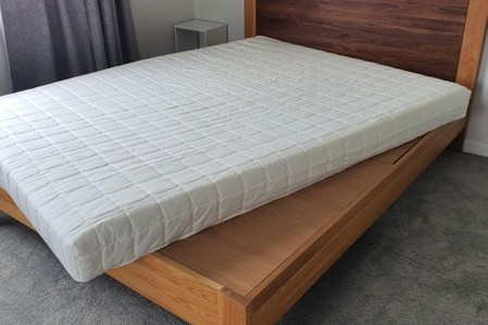 Latex Bed and Base