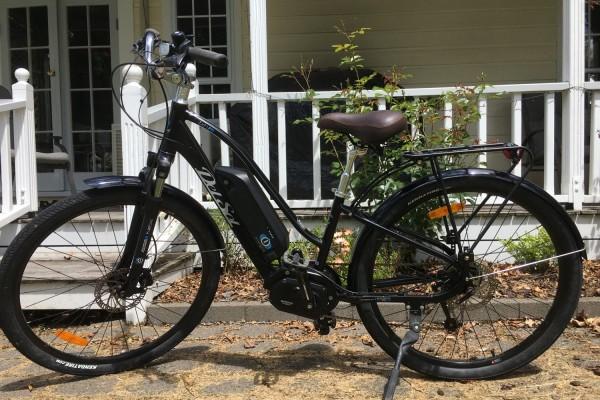 Del Sol electric bicycle