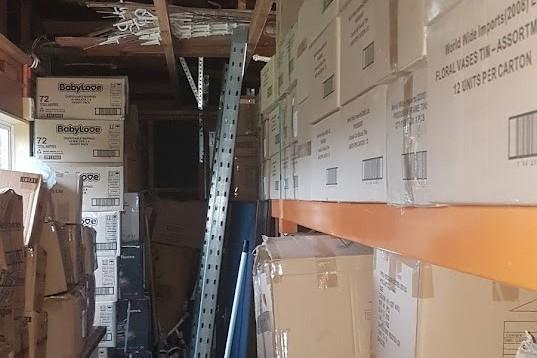 Storage move