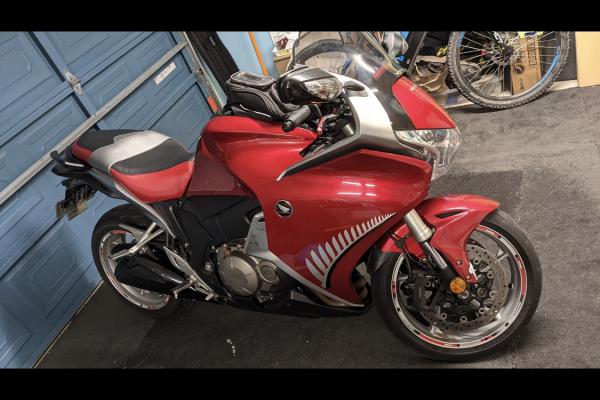 Motorcycle Honda VFR1200
