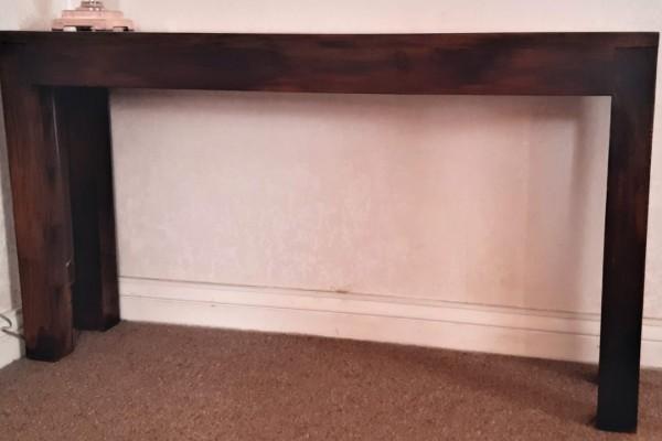 "Hall Table from Karaka - ""Stunning Designer Piece"", Hall table - ""Hall..."