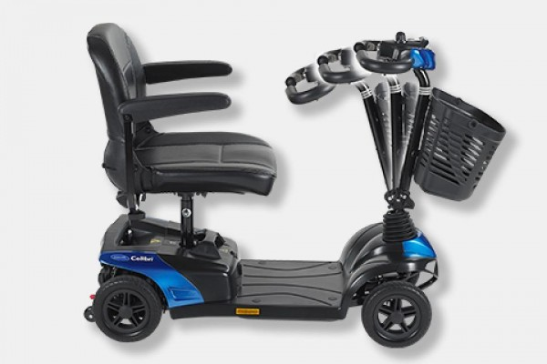 Mobility Travel Scooter