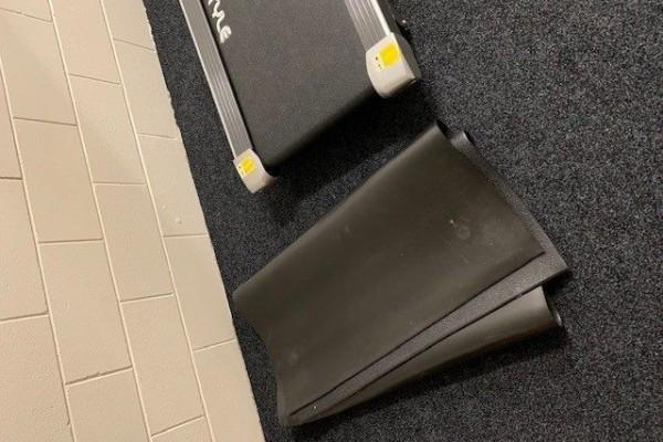 Treadmill Run Exercise Machine Fitness