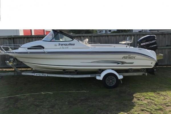 Motor boat Reflex Chianti 585
